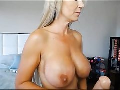 Mature Platinum-blonde Got Some..